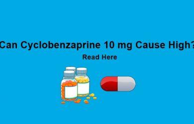 Cyclobenzaprine 10 mg High