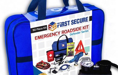 Safety kits you Should have in your Car on Long Road Trips