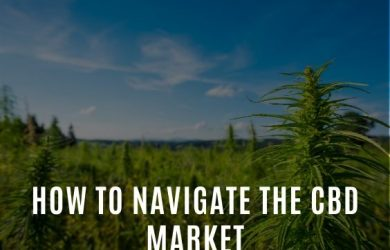 How to Navigate The CBD Market - What to Look For?