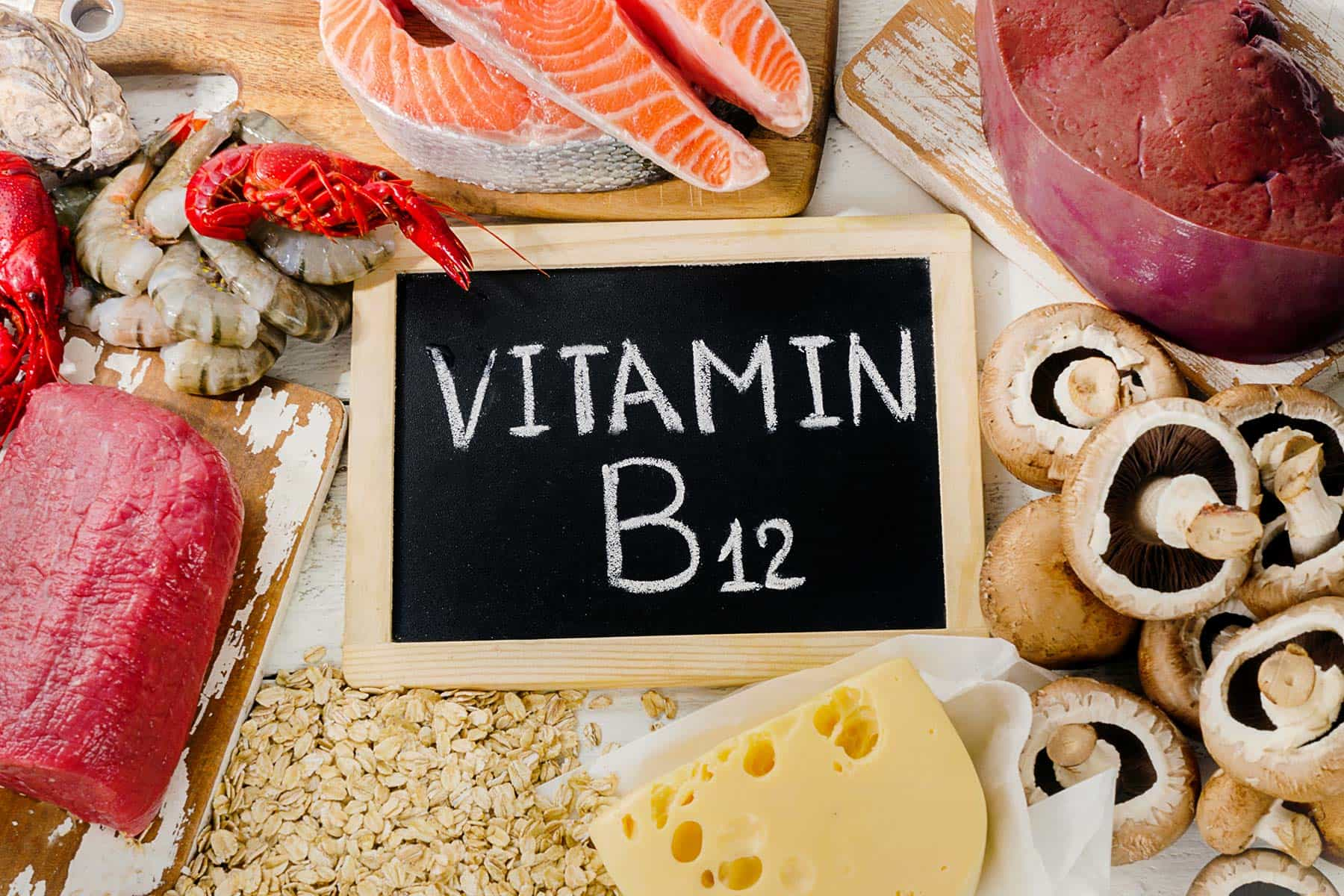 Interesting Facts to Know about Vitamin B12